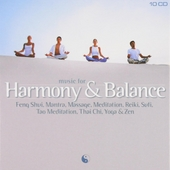 Music for harmony & balance