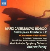 Shakespeare overtures. Vol. 2