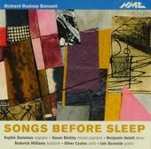 Songs before sleep