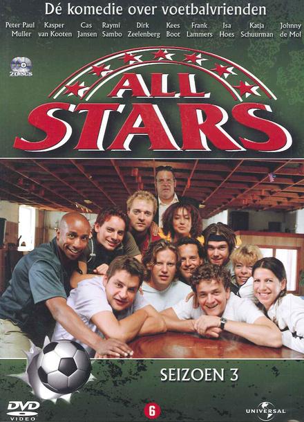 All stars. Seizoen 3