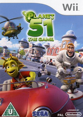 Planet 51 : the game