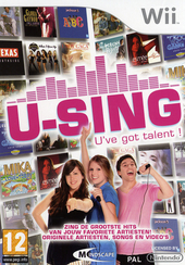 U-sing : u've got talent