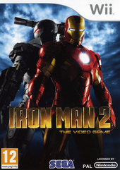 Iron man 2 : the video game