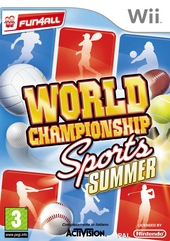 World championship : sports summer