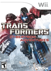 Transformers : cybertron adventures
