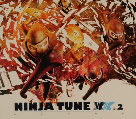 Ninja Tune XX. vol.2