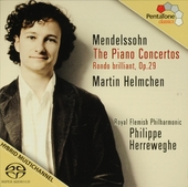 The piano concertos