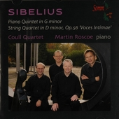 Piano quintet in g minor, JS 159