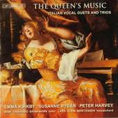 The queen's music : Italian vocal duets and trios