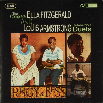 The complete Ella Fitzgerald and Louis Armstrong : Studio recorded duets