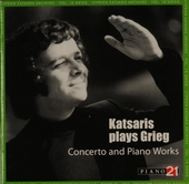 Cyprien Katsaris archives Vol.18 : Grieg. vol.18