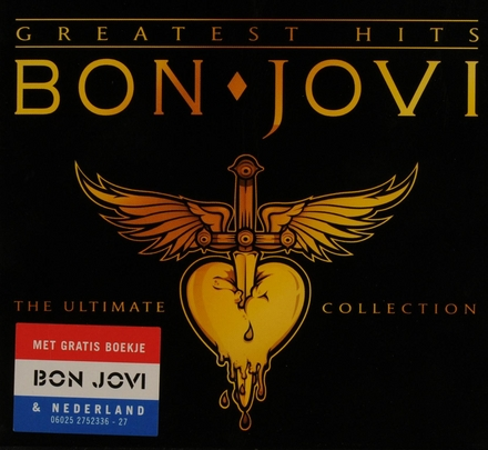 Greatest hits : the ultimate collection