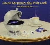 Saint-Germain-des-Prés café : the blue edition