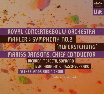 Symphony no. 2 'Auferstehung'