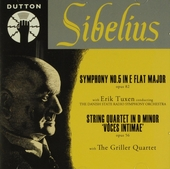 Symphony no.5 in E flat major op.82