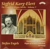 The complete organ works - volume 5. vol.5