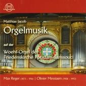 Orgelmusik auf der Woehl-Orgel der Friedenskirche Potsdam-Sanssouci