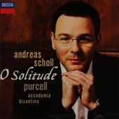 O solitude : songs and arias by Henry Purcell
