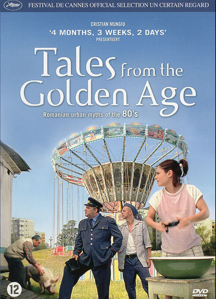 Tales from the golden age : Romanian urban myths of the 80's