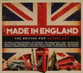 Made in England : The British pop anthology