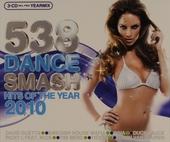 Radio 538 dance smash hits of the year 2010