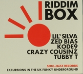 Riddim box : excursions in the UK funky underground