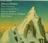 Haydn variations ; Piano concerto Nr. 1