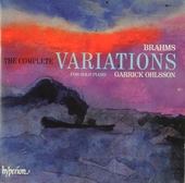 The complete variations for solo piano