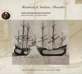 Montréal et indiens Abenakis