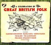 A celebration of great British folk