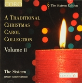 A traditional Christmas carol collection. Vol. 2