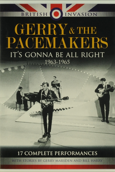 It's gonna be all right : 1963-1965