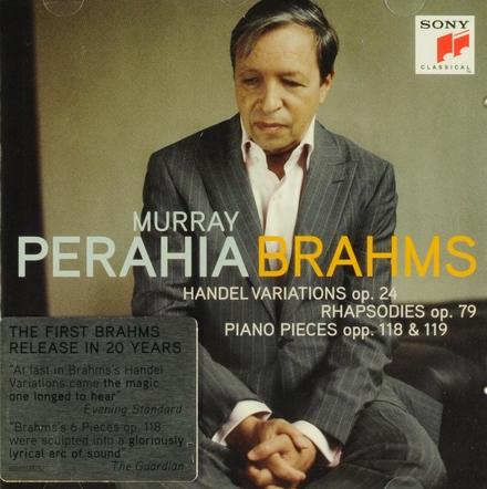 Handel variations op. 24