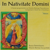 In nativitate Domini : Gregorian chants