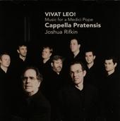 Vivat Leo! : music for a Medici pope