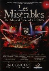 Les misérables : een onvergetelijke muzikale gebeurtenis : in concert