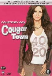Cougar town. Het complete eerste seizoen