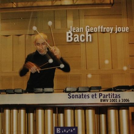 Sonates et partitas BWV 1001 à 1006