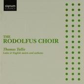 Latin & English motets and anthems