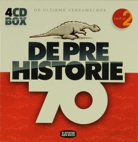 De pre historie 70 : de ultieme verzamelbox