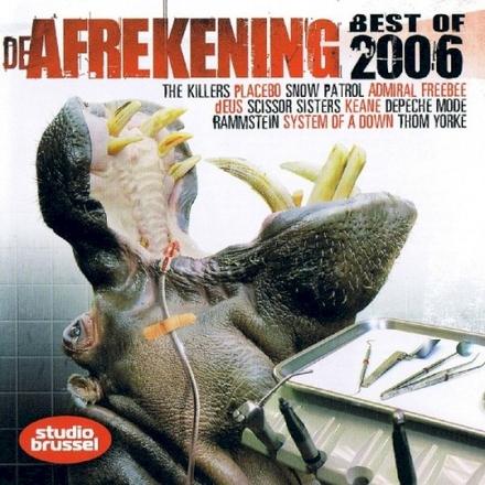 De afrekening van Studio Brussel. 41, Best of 2006