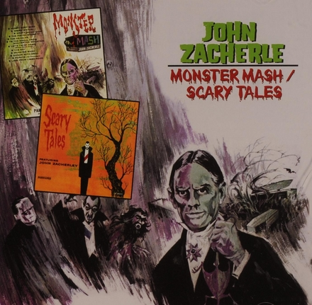 Monster mash ; Scary tales
