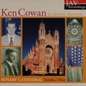 Ken Cowan & Ernest Skinner : 1930 Skinner organ