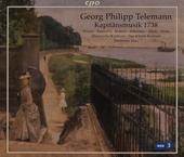 Kapitänsmusik 1738