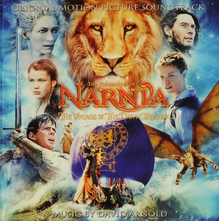 The chronicles of Narnia : the voyage of the dawn treader : original motion picture soundtrack