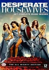 Desperate Housewives. Het complete zesde seizoen