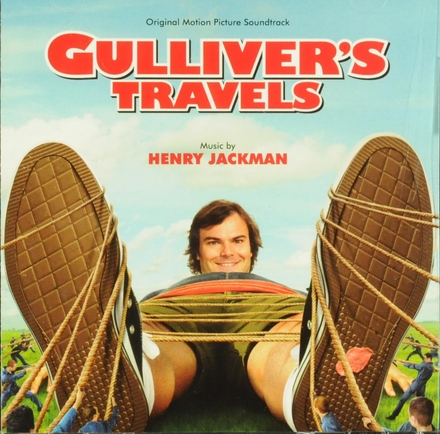Gulliver's travels : original motion picture soundtrack