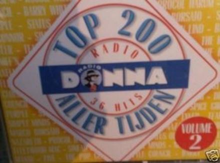 Donna's top 200 aller tijden. Vol. 2