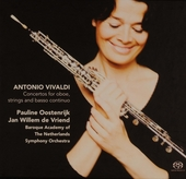 Concertos for oboe, strings and basso continuo