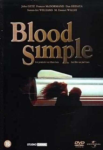 Blood simple